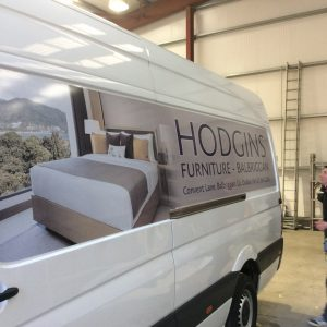 FDF Signs Vehicle Wrapping