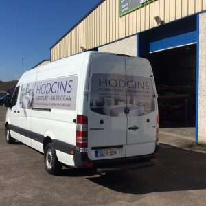 Quality Vehicle Wrapping @ FDF Signs