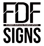 FDF Signs